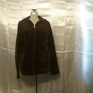 Danskin Now Jackets & Coats - Danskin Now plush hoodie size 2X